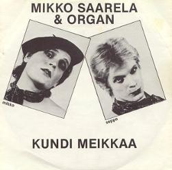 Mikko Saarela & Organ