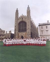 King'S College Choir Of Cambridge