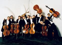 Die 12 Cellisten der Berliner Philharmoniker/Franz Schindelbeck