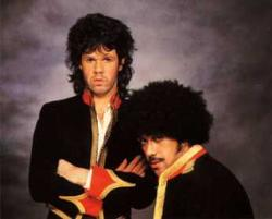 Gary Moore And Phillip Lynott