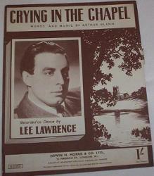 Lee Lawrence