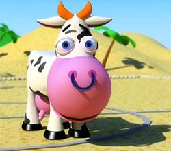 Die Kleine Kuh Von Malibu