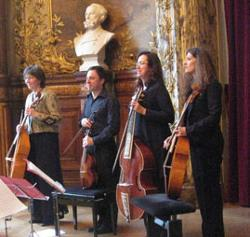 Ensemble de violes Orlando Gibbons