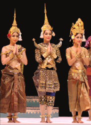 Musicians Of The National Dance Company Of Cambodia