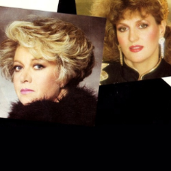 Elaine Paige and Barbara Dickson