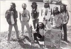 The Rastafarians