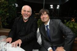 Thomas Newman And Peter Gabriel