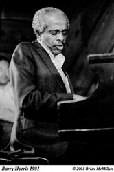 Barry Harris Featuring Pepper Mashay