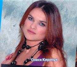 Олеся Киричук