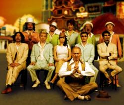 Crazy Ken Band
