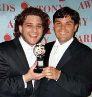 Robert Lopez & Jeff Marx
