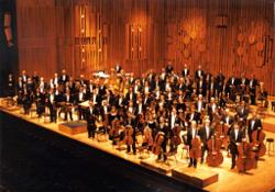 The London Symphonic Orchestra