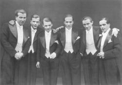 The Comedy Harmonists