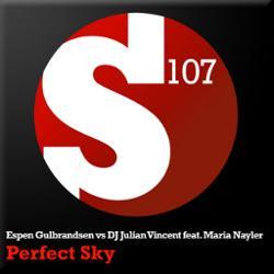 Espen Gulbrandsen vs. DJ Julian Vincent feat. Maria Nayler