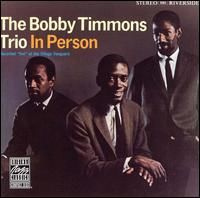 Bobby Timmons Trio