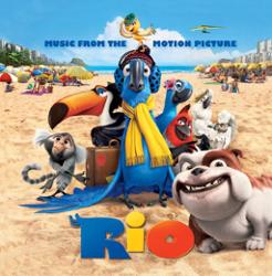 Jesse Eisenberg, Jamie Foxx, Anne Hathaway, George Lopez, will.i.am & The Rio Singers
