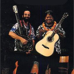 Led Kaapana & Bob Brozman