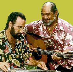 Cyril Pahinui & Bob Brozman