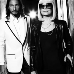 Bob Sinclar and Raffaella Carra