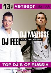 DJ Feel & Matisse