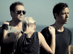 Cosmic Gate ft. Emma Hewitt