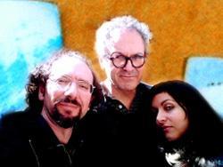 Hector Zazou, Barbara Eramo & Stefano Saletti