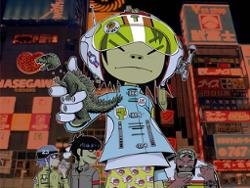 Gorillaz feat. Little Dragon