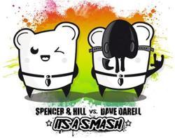 Spencer & Hill vs. Dave Darell