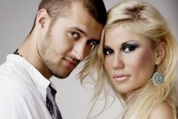 Tamerlan i Alena Omargalieva
