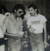 Freddie Mercury ft. Michael Jackson