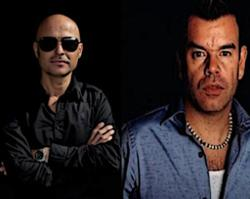 Marco V and Paul Oakenfold