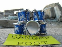Danger Post