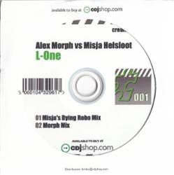 Alex Morph vs Misja Helsloot