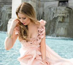 Hayley Westenra and Russell Watson