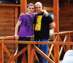 Евгений Кузин  Я твой герой