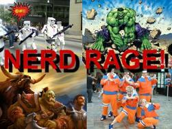 Bro Safari, Nerd Rage