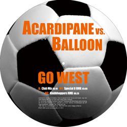Acardipane Vs. Balloon