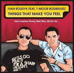 Dj Ivan Roudyk Feat. T-moor Rodriguez