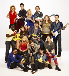 The Glee Project Cast