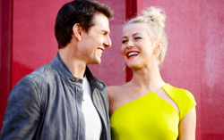 Tom Cruise & Julianne Hough
