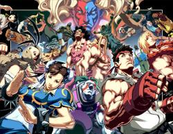 Street Fighter II Capcom Generations Remix