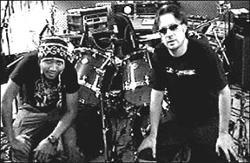 Dj Spooky & Dave Lombardo