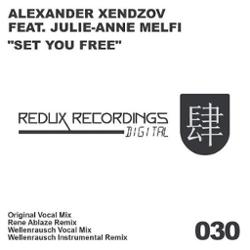 Alexander Xendzov feat. Julie-Anne Melfi