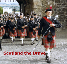 The Scottish National Pipe & Drum Corps and Military Band
