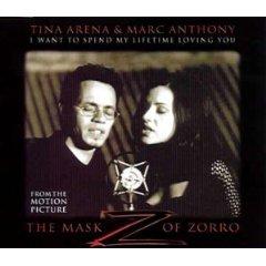 Marc Anthony & Tina Arena