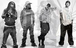 Drake feat. Eminem, Kanye, Lil Wayne