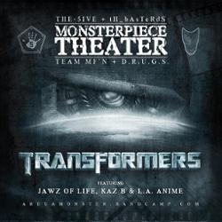 Monsterpiece Theater