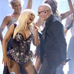 Pitbull Feat. Christina Aguilera