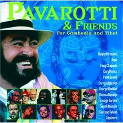 Luciano Pavarotti & Irene Grandi