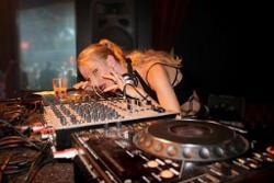 DJ Lady Christine